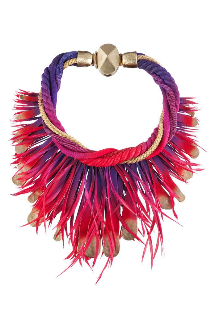 Dior jewelry spring 2011: Fashion, Style, Feathers Necklaces, Christian Dior, Jewellery, Summer Jewelry, Jewelry Accessories, Spring, Dior Necklaces