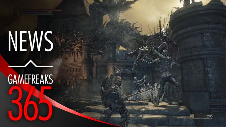 Dark Souls 3 Release Date Confirmed + Tokyo Game Show Gameplay Footage