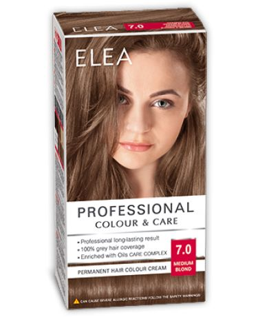 VOPSEA DE PAR PROFESSIONAL COLOUR & CARE, Elea