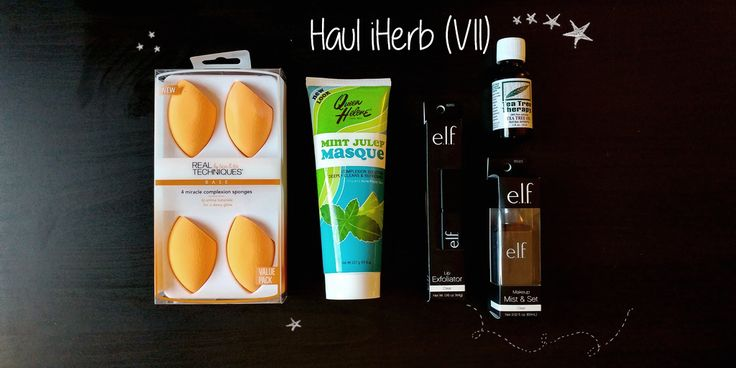 Comprando en... iHerb (VII) - Hertally's MakeUp