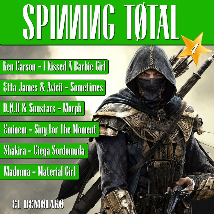 Spinning Total Vol.4