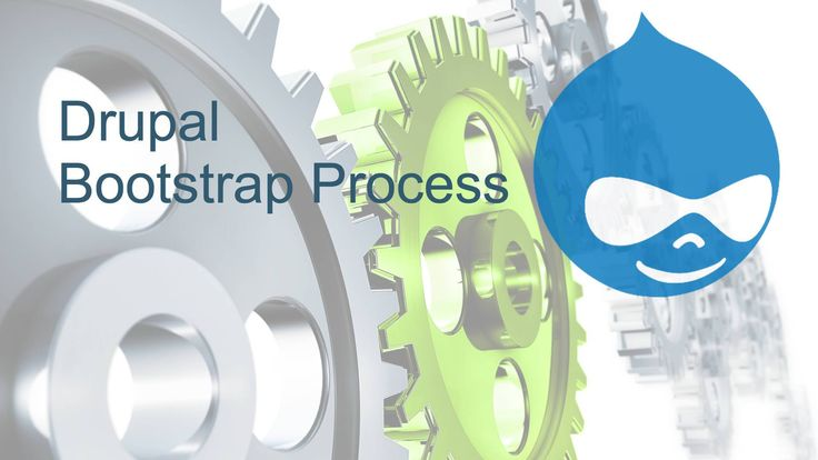 How Drupal handles the page request: Bootstrap Process // #Drupal