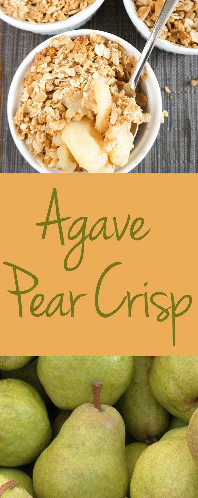 14 best latin vegan recipes images on pinterest vegan recipes a latin recipe for an agave pear crisp a quick and easy thanksgiving and holiday dessert forumfinder Choice Image