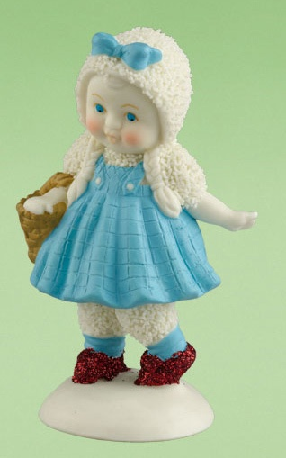 Snowbabies Dorothy