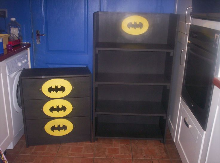 19 Best Images About Batman Bedroom On Pinterest Batman Bedroom Kid Furniture And Chairs