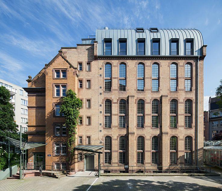Aufstockung Stadtarchiv Karlsruhe