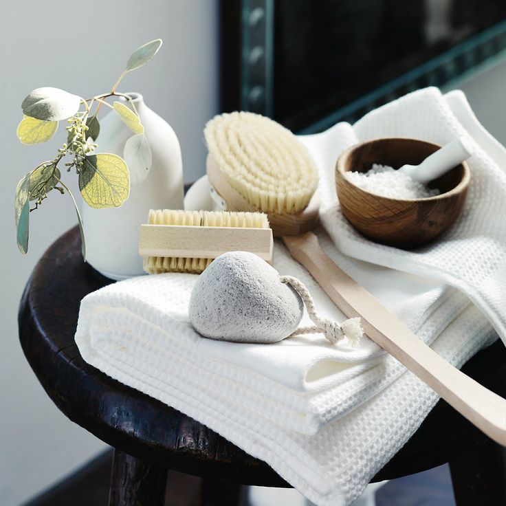Bath Brush | The White Company