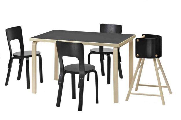 chair 66, Alvar Aalto - Artek