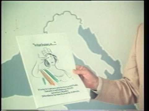 Pubblicità Progresso 1976- Per il turismo in italia