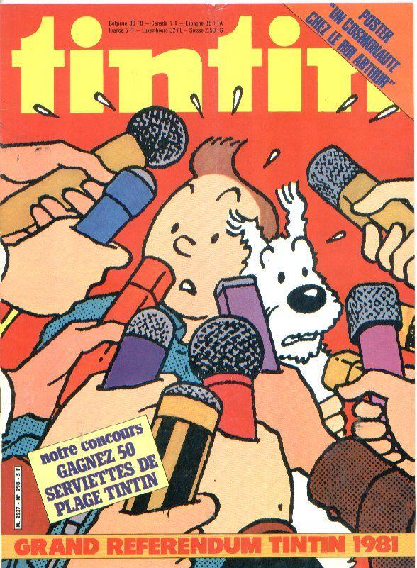 Grand référendum Tintin 1981
