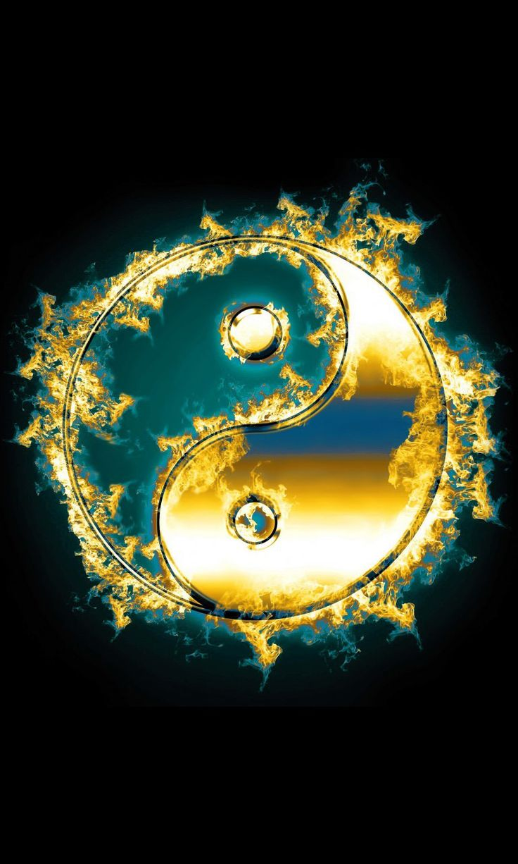 17 Best Images About YING & YANG On Pinterest
