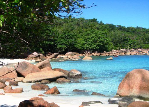 One of the most Exotic Beaches, Anse Lazio in Seychelles