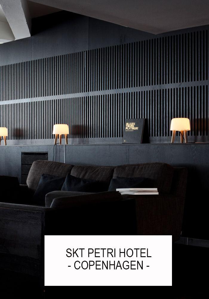 SKT PETRI HOTEL COPENHAGEN Interior Design BlogsDesign InteriorsCopenhagenNorth SeaNostalgiaMilkRestaurantsSisters