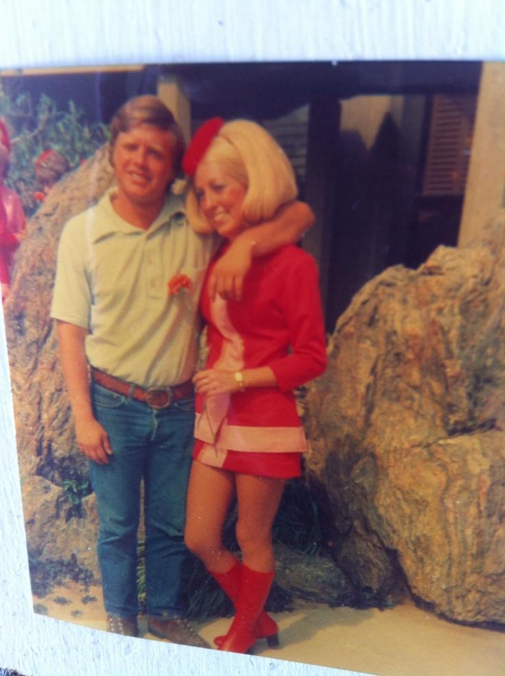 psa graduation  june 1973      such fun times   those wigs