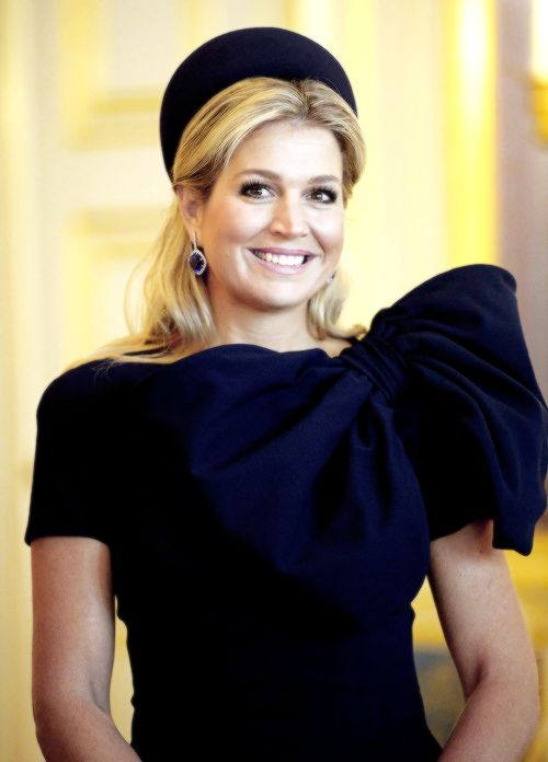 anythingandeverythingroyals: Queen Maxima