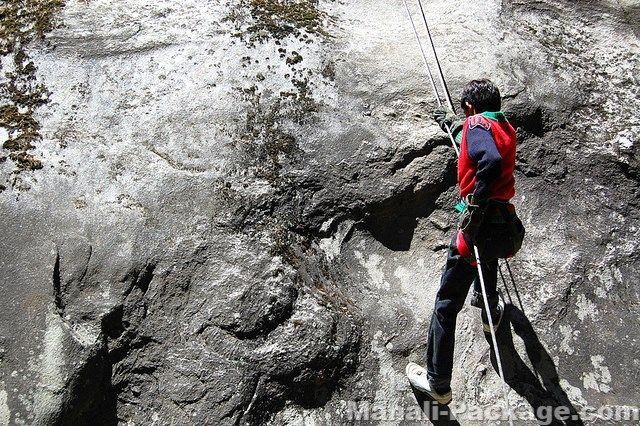 Enjoy Mountaineering in Manali