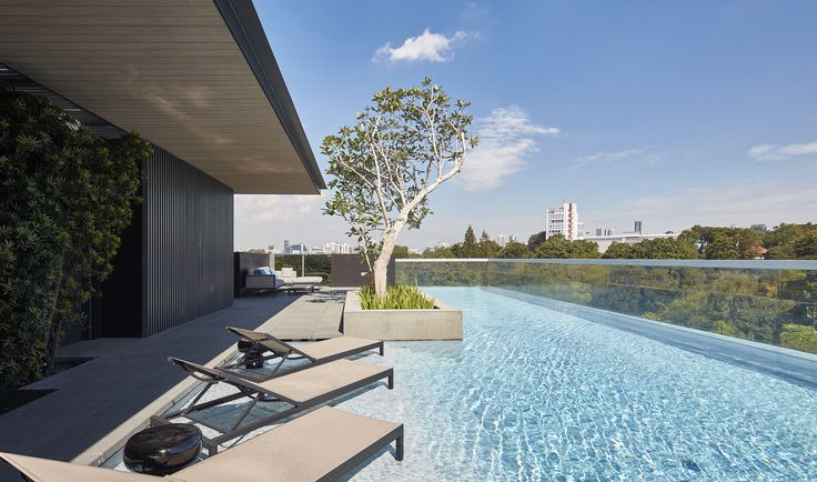 Superb Gallery Of Cluny Park Residence / SCDA Architects   5 | Architecture,  Swimming Pools And Interior Ideas