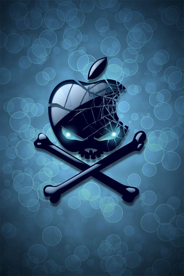 15 best ipad wallpapers images on pinterest apple - Skull wallpaper iphone 6 ...