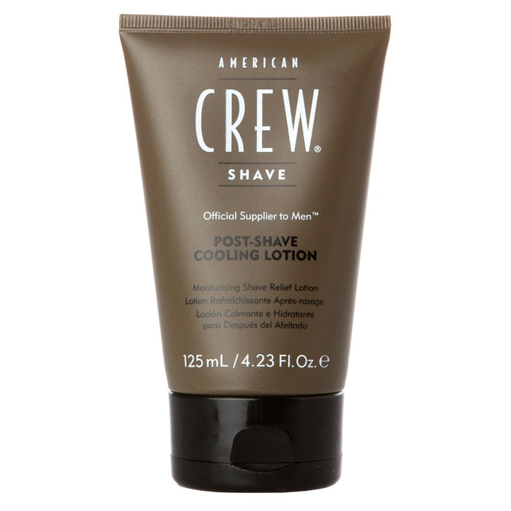 Post Shave Cooling Lotion by American Crew.