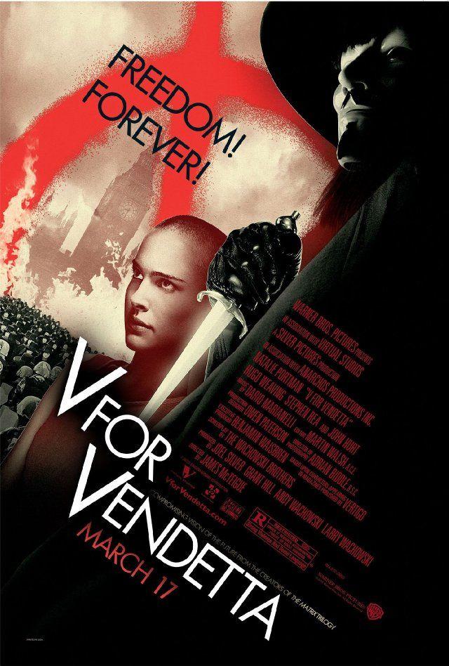 V de vendetta (2005)