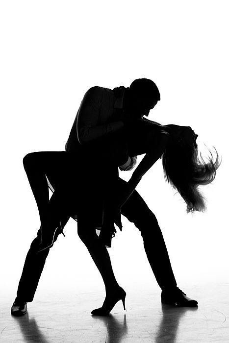 dance Silhouette ✔