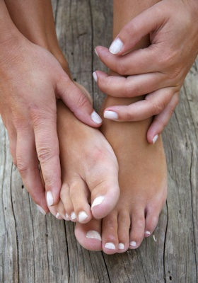 Laser Toenail Fungus Removal for Five or Ten Toes