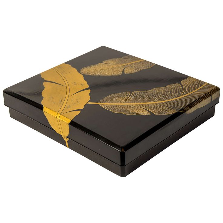 19th Century Suzuribako Japanese Lacquer Calligraphy Box | From a unique collection of antique and modern lacquer at https://www.1stdibs.com/furniture/asian-art-furniture/lacquer/