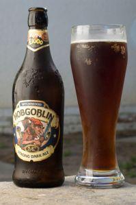 Hobgoblin Beer..