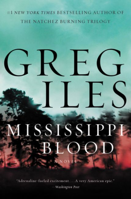 This week's Featured Read is Mississippi Blood by Greg Iles! Add it to your 50 Book Pledge shelf today! www.50bookpledge.ca #50BookPledge