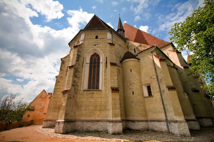Biertan Village, Transylvania, Romania - The Fortified Church