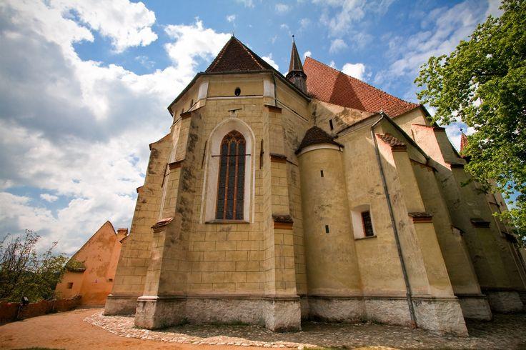 Biertan Village, Transylvania, Romania - The Fortified Church