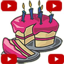 Click the picture/graphic/icon to hear a Personalized birthday song for Tim