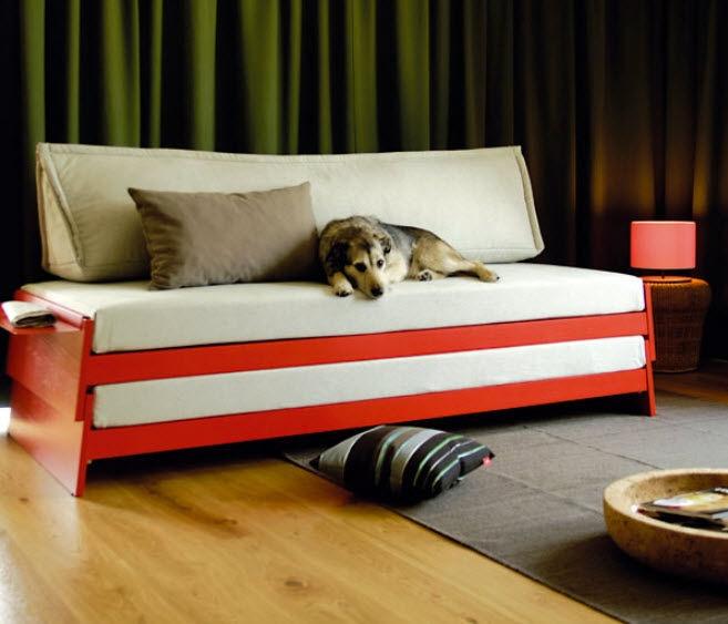 sof cama moderno staple by alexander seifried richard lampert