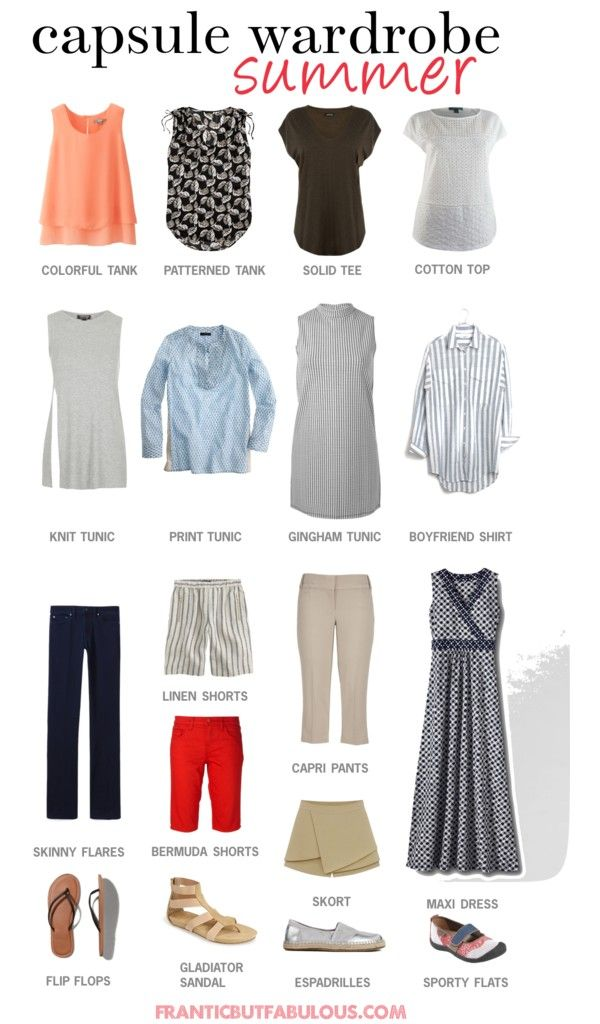 Best 25+ Travel Wardrobe Summer Ideas On Pinterest