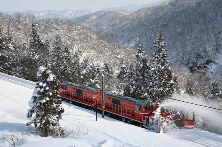 DD14 snowplow by Takahiro Kuriyama • 1 year ago - Japan