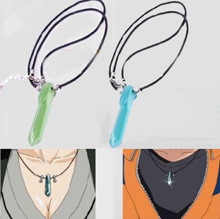Naruto Necklace (2 Colors) //Price: $8.99 & FREE Shipping //     #animeart #mangafan #animeforever    #otakuworld #animes #otakugirl #naruto #love #fanart