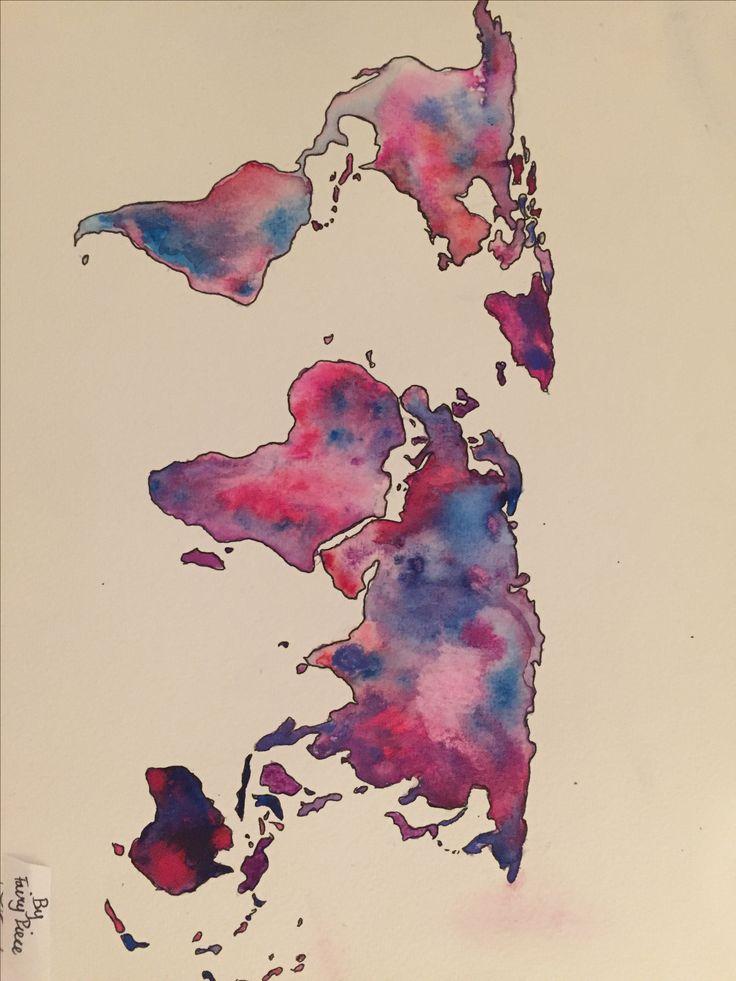 Aquarell    Art by Fairy Piece