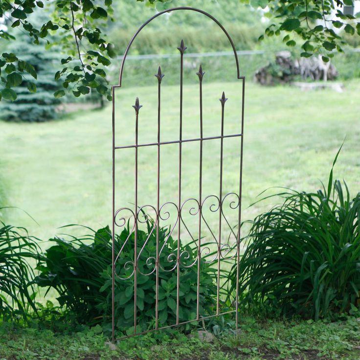 Best 25 Metal trellis ideas on Pinterest Metal garden trellis