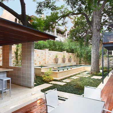 Awesome Austin Contemporary Outdoor Design Ideas, Pictures, Remodel And Decor
