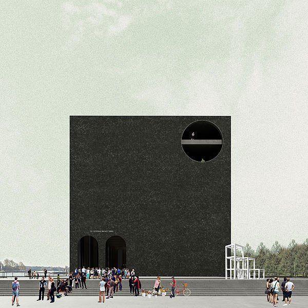 Gabbro | Proposal for Guggenheim Helsinki Redux, Pedro Duarte Bento 2014/15