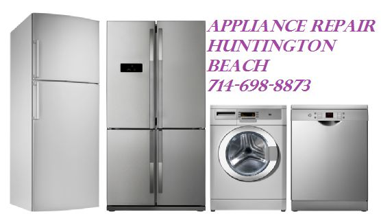 Have all your major kitchen appliances - refrigerators, dishwashers, ovens, dryers, washing machines, etc - repaired with high quality and affordable prices at Appliance Repair Huntington Beach CA. Our experienced and skillful technicians will be at your place at the appointed time and will fix all your malfunctioning appliances. Call us right away at 714-698-8873 or schedule a service online!