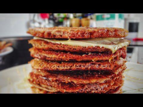 Low Carb Pancake ohne Mehl ohne Banane - Schnell & einfach | WWW.PAULKLIKS.COM - YouTube