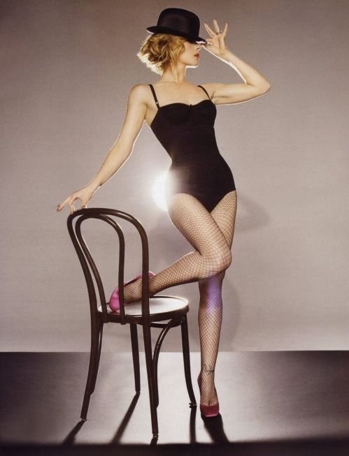 Christina Applegate - love the idea for boudoir