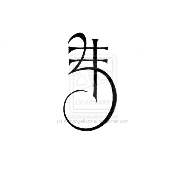 7 archangels symbols | Symbol by ArchangelUzziel