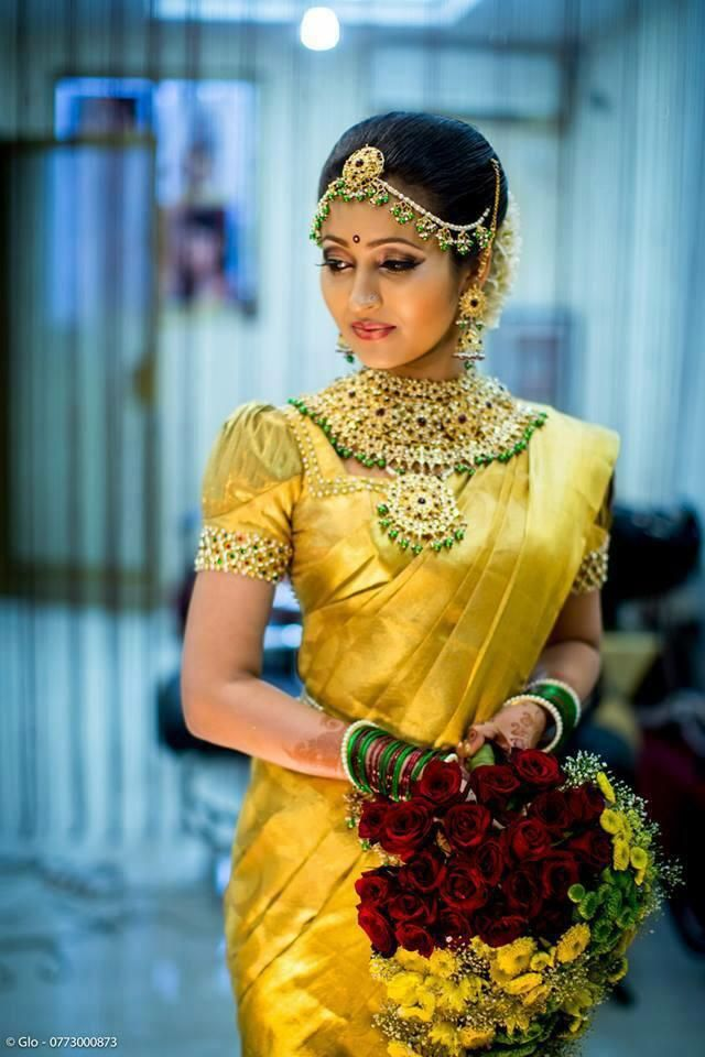 3 Tamil Wedding Collections In 2019  Indian Bridal -4330