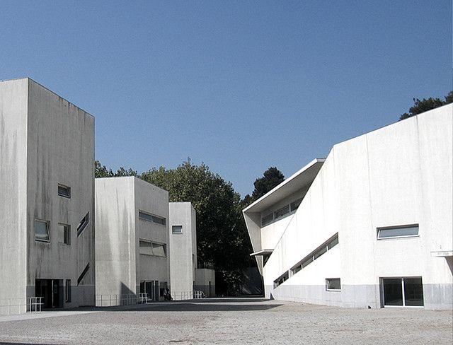 Porto, FAUP- Álvaro Siza