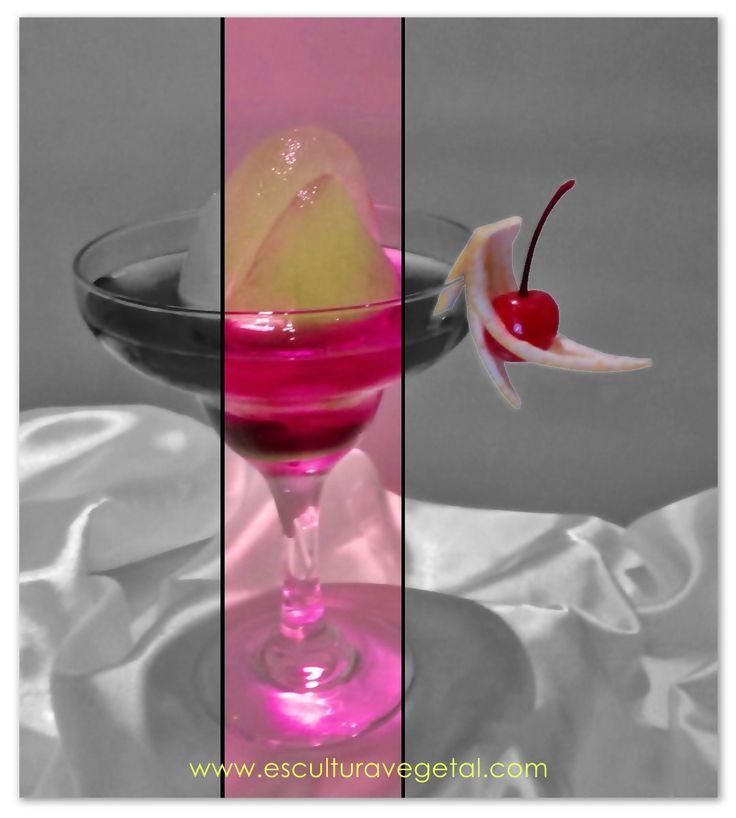 EISBERG  ¡ Transforma Tus Cocktails en Arte, Formas y Colores ! ¡ Nuestra meta es proporcionarte los recursos que necesites para el éxito en tus presentaciones de cocktails, platos y buffets! www.esculturavegetal.com
