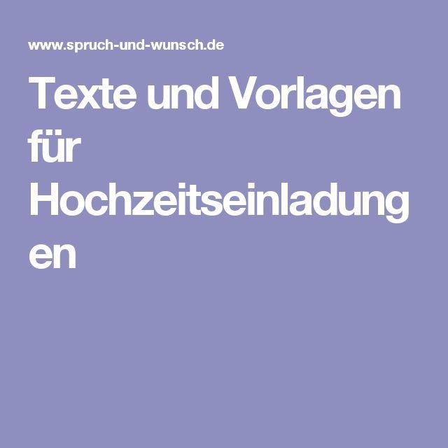 texte und vorlagen für hochzeitseinladungen leicht gestalten vorlagen ...