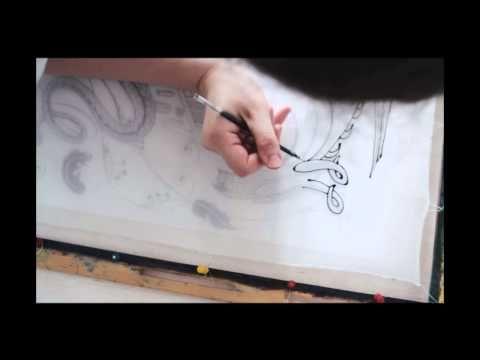 Silk Dragon by Victoria Kazymova - YouTube