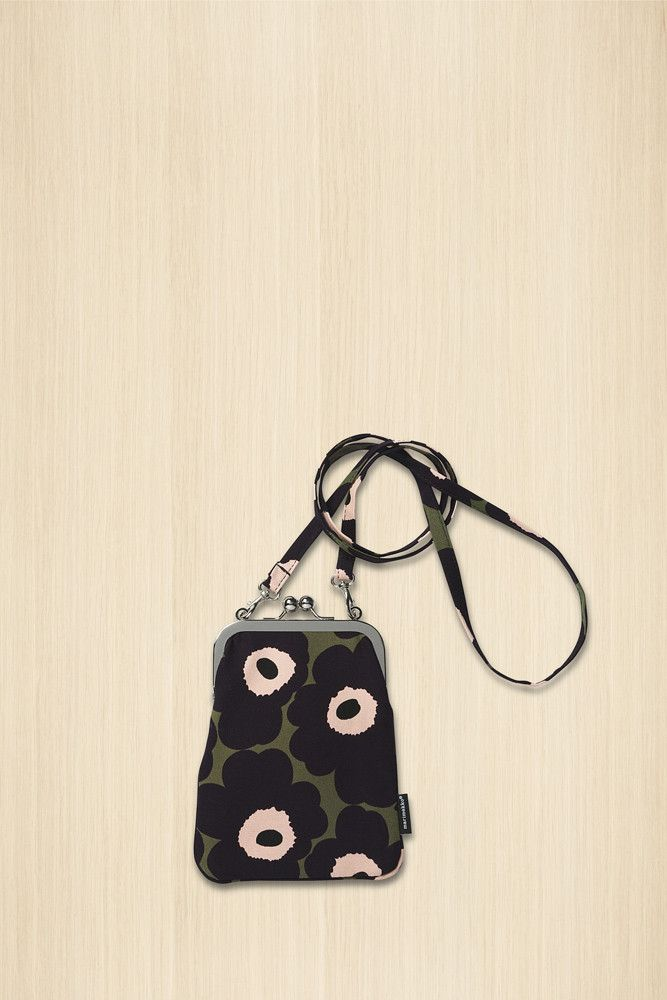 Marimekko Rimmi Mini Unikko Frame Bag